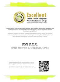 dsn sertifikat